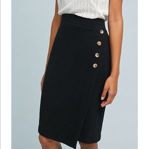 Anthropologie Skirts - NWT Saturday/Sunday Buttoned CloudFleece Skirt